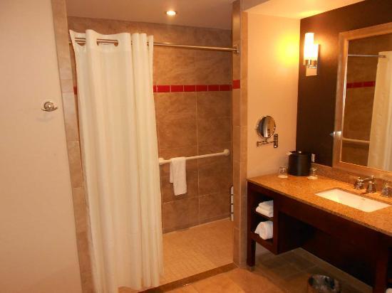 Harrah's Resort Atlantic City: Ducha