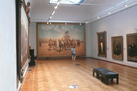 "Museo Municipal de Bellas Artes ""Juan Manuel Blanes"""