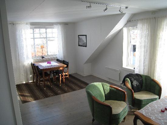 "Gammelfileten Brygge: Livingroom ""Ranveig"""