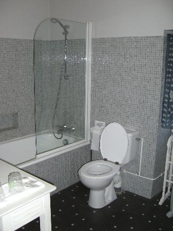 Le Vieux Logis : La salle de bain