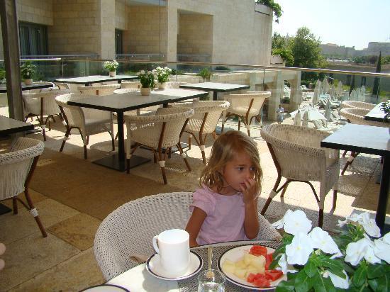 David Citadel Hotel: Piscina