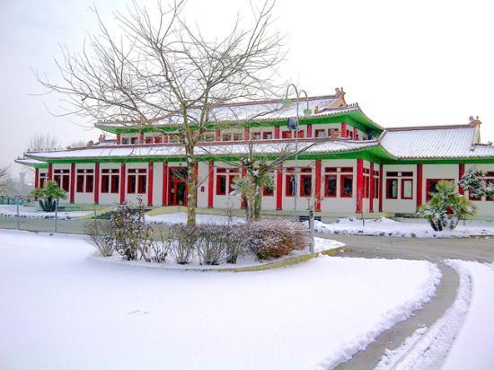 Fu Lu Shou : Febbraio 2012