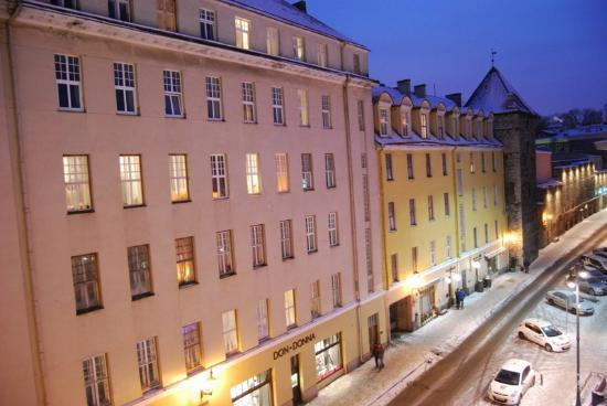 My City Hotel Tallinn: The outside of the hotel