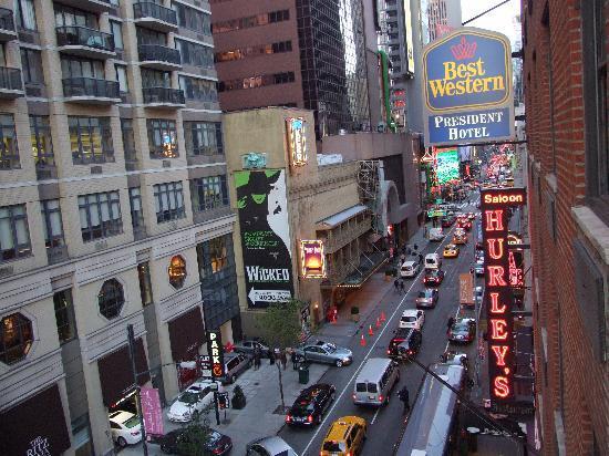 Hotel Best Western New York President Gallery