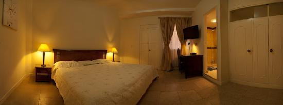 61Prado Guesthouse: double room