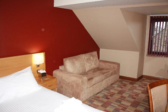 Greyfriars Hotel: Room
