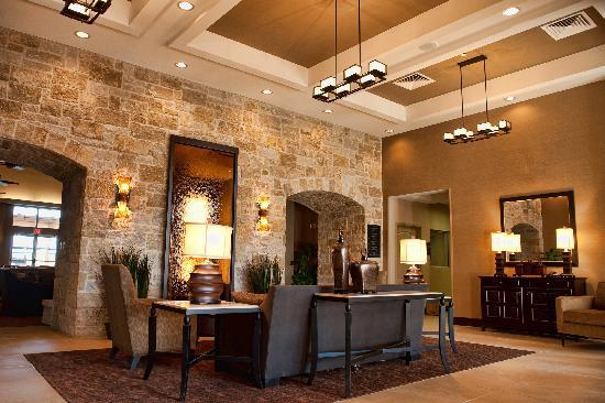 Homewood Suites by Hilton Waco, Texas: Grand Lobby Entrance