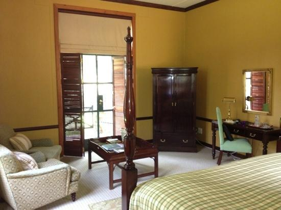 Magaliesburg, África do Sul: Bedroom