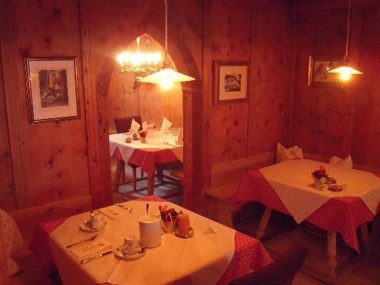 Hotel Cavallino d'Oro: accogliente