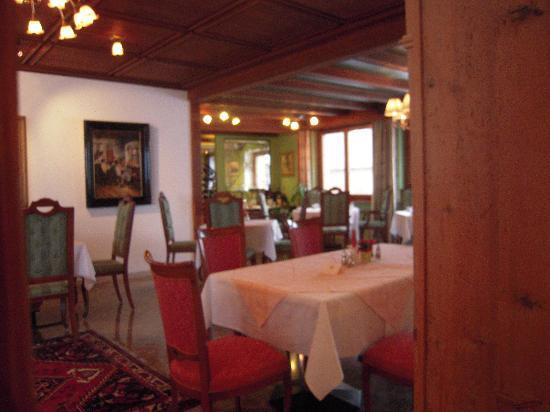 Hotel Cavallino d'Oro: sala