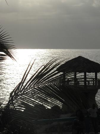 Negril Escape Resort & Spa: view on balcony