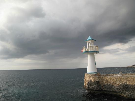 Negril Escape Resort & Spa: light house