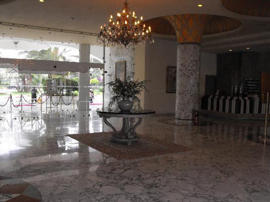 Tej Marhaba Hotel: Hotel yoyer