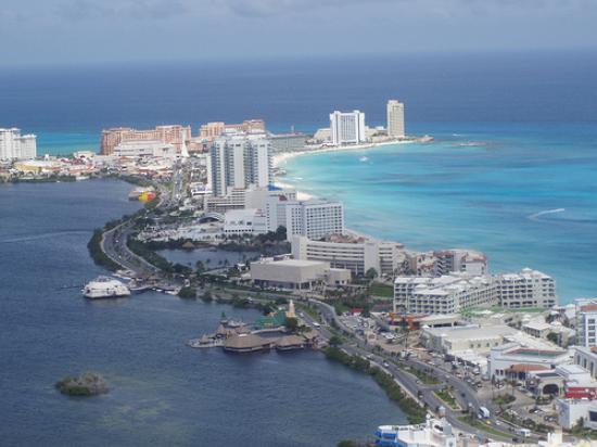 Krystal Cancun: Cancun geral