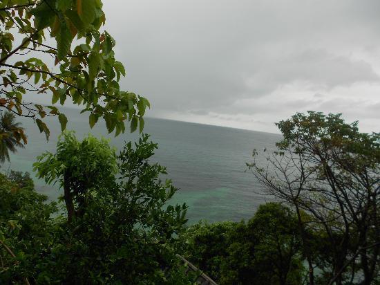 Sunset Buri Resort: Blick vom Bungalow