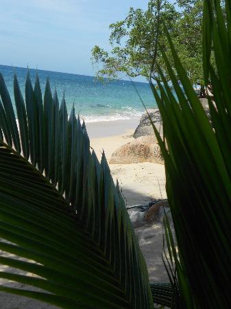 Sunset Buri Resort: Strand