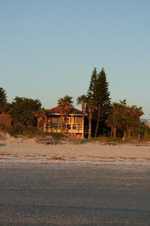 Gulfside Resorts: The view from the beach.