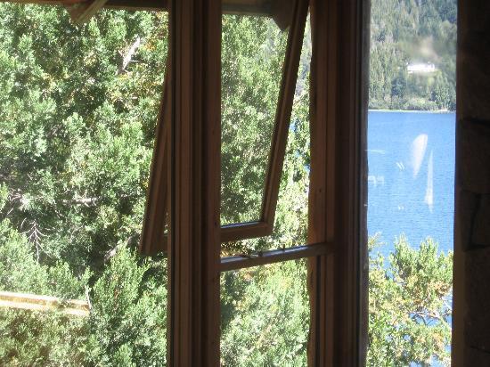 Peninsula Petit Hotel: Vista de mi habitación