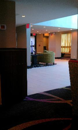 Fairfield Inn & Suites Dallas DFW Airport South/Irving: lobby area