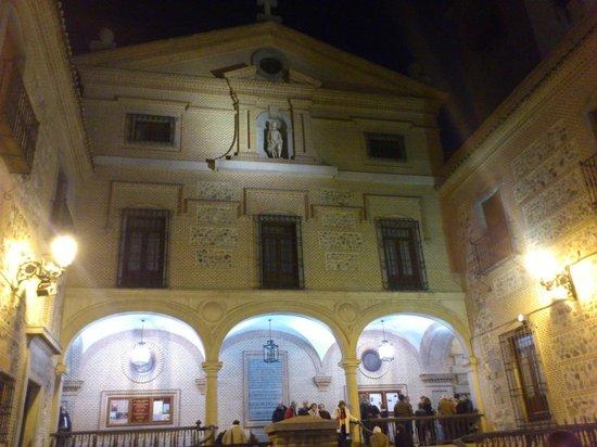 Iglesia San Gines