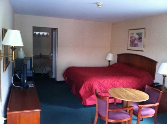 Econo Lodge: Room!