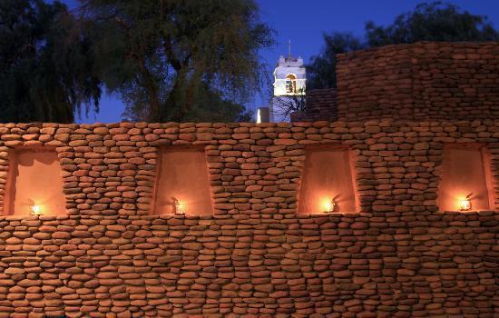Lodge Andino Terrantai: Portal Hotel