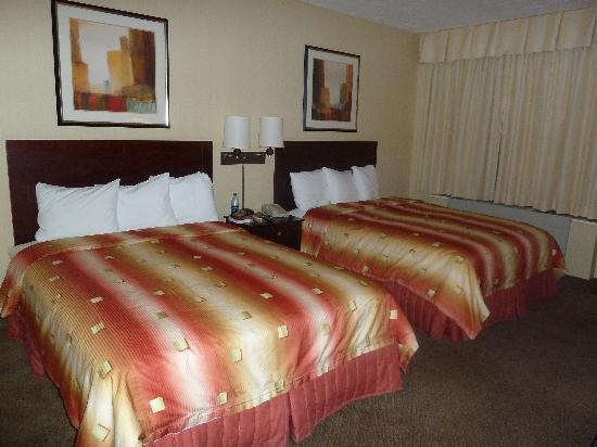 BEST WESTERN University Hotel Boston-Brighton: chambre