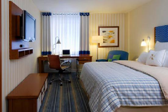 Four Points by Sheraton College Station: Guest Room