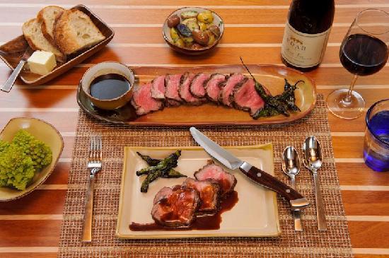 Schooners Coastal Kitchen & Bar: New York Steak Fiorentina