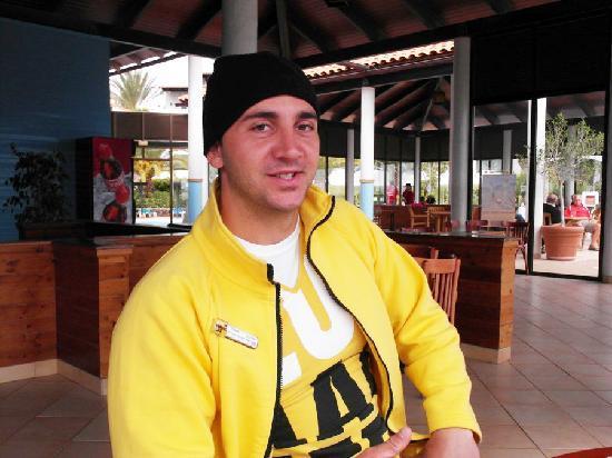 TUI MAGIC LIFE Fuerteventura : Archery Instructor & Entertainment Team Member Dima