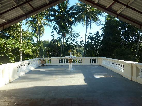 The Mansion: Terrace-1st floor