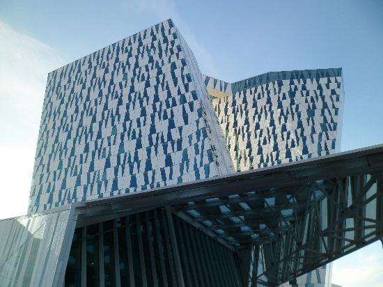 AC Hotel Bella Sky Copenhagen: Visually stunning.