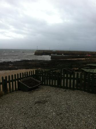 Portmahomack, UK: beach
