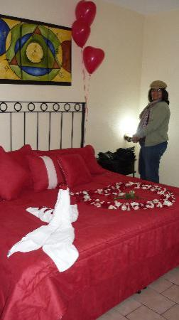 Hotel Posada Virreyes : PLAN ROMANTICO