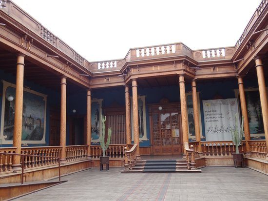 Museo de Arqueología de la Universidad Nacional de Trujillo
