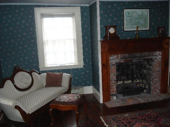 Campbell House: Sitting Room