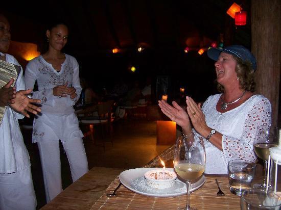 Laluna : My wifes Birthday Celebration