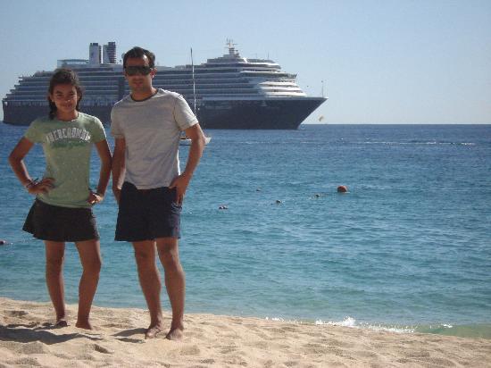 Positano Hotel: medano beach