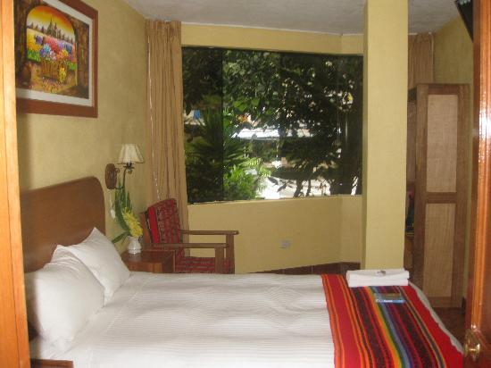 Wiracocha Inn: My room