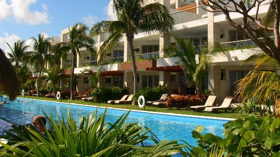 Excellence Playa Mujeres: HOTEL