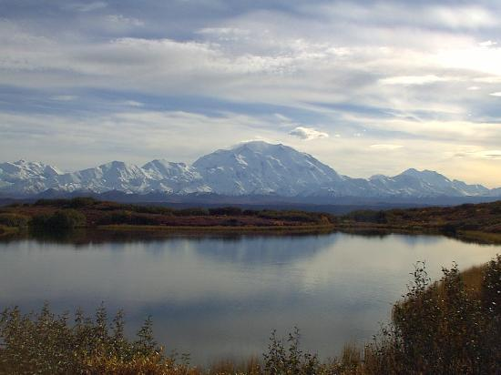 Denali Dome Home Bed and Breakfast: Denali National Park is 12 miles away.
