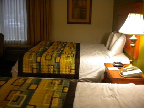 Baymont Inn and Suites Chattanooga: Double Bed Accomodation