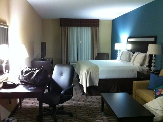 Holiday Inn Houston - Webster: very nice room!