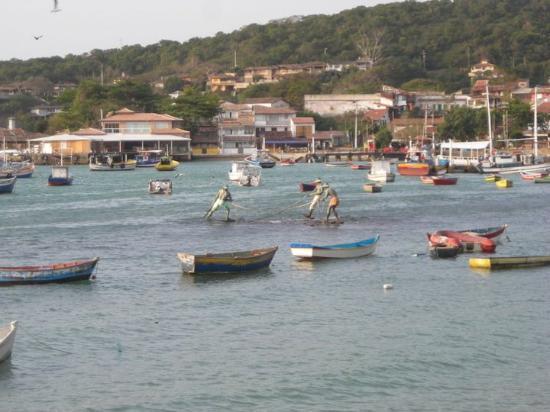 Azeda Beach: Armacao