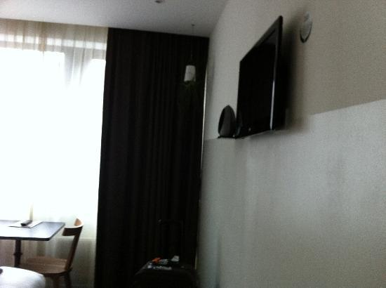 Conscious Hotel Vondelpark: the TV