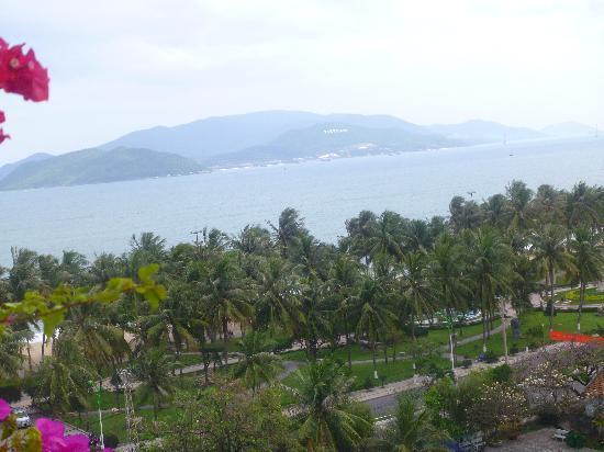 MerPerle SeaSun Hotel: Вид с балкона.