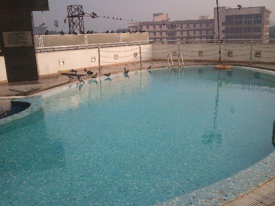 Hotel Satkar Residency: swimming pool