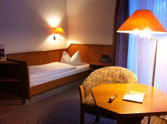 Ringhotel Mohren: Hotel room