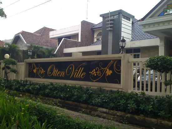 Ottenville Boutique Hotel: Hotel Exterior