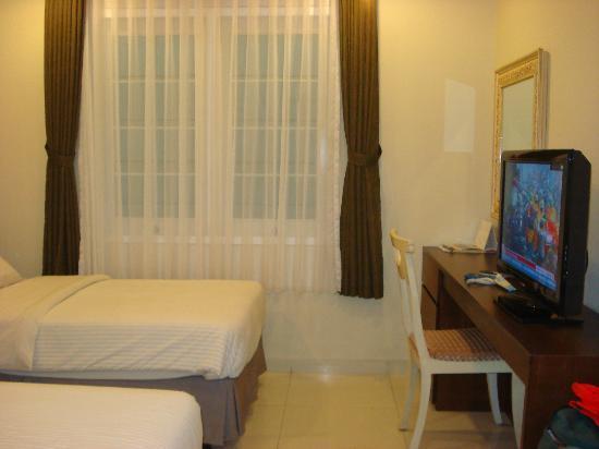Ottenville Boutique Hotel: Bedroom